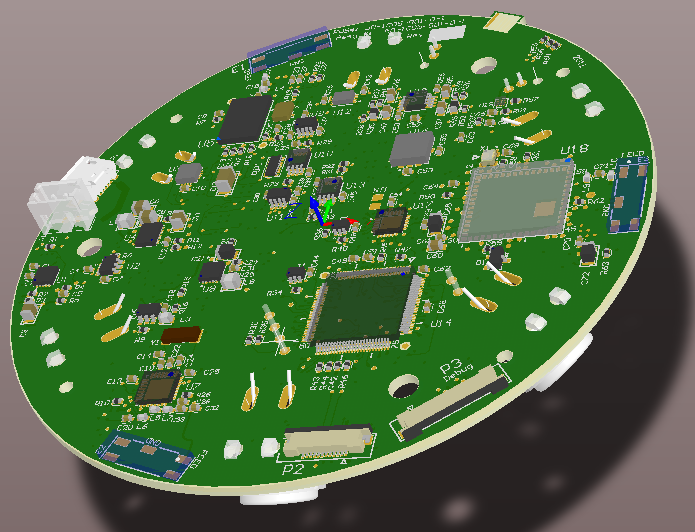 Los Angeles Custom PCB Layout Design Services | PCB Design Service